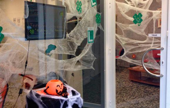 Halloween en Trebolcar