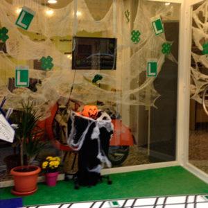 Halloween llega a Autoescuela Trebolcar