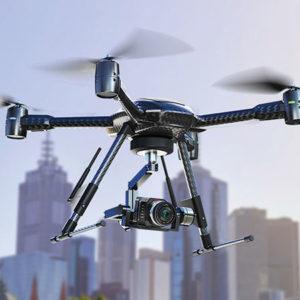 ¡Trabaja como piloto de drones oficial!